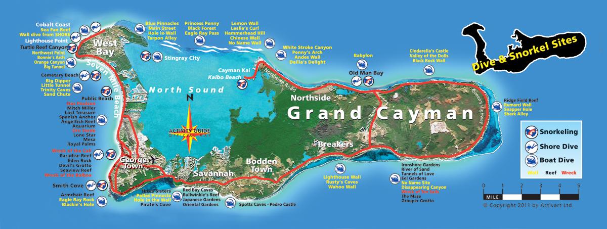 Grand Cayman Island Ky Gcm